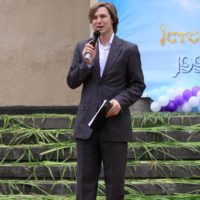 Dmitry Khorkin - a radio and TV host
