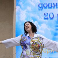 Marina Odolskaya - Honored Artist of Ukraine