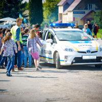 Presentation of a police patrol