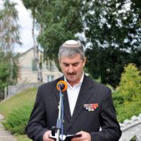 Ігор Банзерук - голова Тернопільської єврейської громади